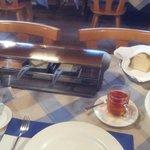 Raclette für 1 Person  CHF 40.00