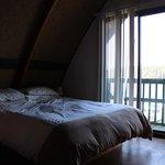 Nice comfy beds in loft