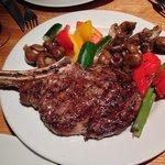 20 ounce rib steak