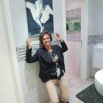 wunderschöne und saubere toiletten im ganzen hotel