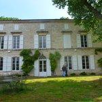 Château de Cambes.