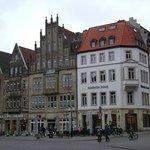 Prinzipalmarkt, Münster, Alemania.