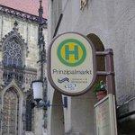 Prinziplamarkt, Münster, Alemania.