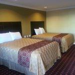 Century Inn Double Queen Room