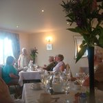 Solway lodge hotel resturant
