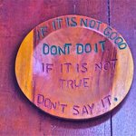 nice motto