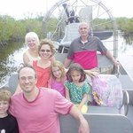 Jungle Erv's Airboat Ride