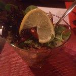 Spicy Diced Chicken Salad