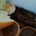 Pork Rib Dinner