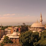Marmara Seascape from the Roof Top