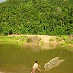 or fishing