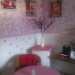 Tea Room - Rome Corner