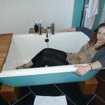 Massive bath