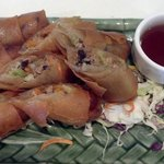 spring rolls....must have!