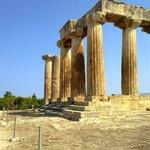 Corinthos (sulla via del ritorno)