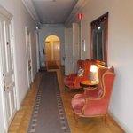 2Kronor corridoio interno