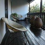 guest balcony