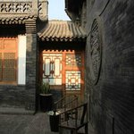 beautiful courtyards and corridors