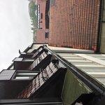 Blick aus dem 5. Stock