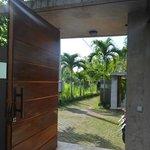 villa front door