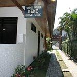 L'allée du Keke Homestay à Sanur par Balisolo