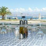 Situated in the centre of Kassiopi Harbour