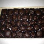 Vande Walle's Candies dark chocolate