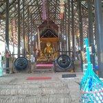 Temple à Chiang Saen