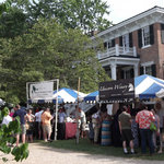 Each June a wine festival is held at Lee Hall