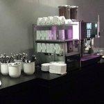 Breakfast coffee and tea facilities