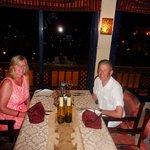 3rd Wedding Anniversary meal