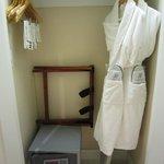 Safety Box, Bathrobe