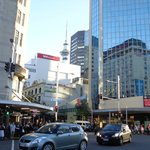 Some stores in Queen street