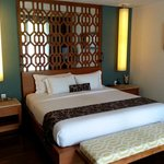 Villa 12 - Schlafzimmer