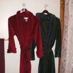 Soft & Luxurious Guest Robes