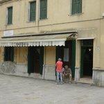 Ostaria Restaurant Murano San Bernardo Square Italy