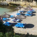 El Mago beach