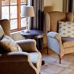 Luxury Bush Chalet - Seating Area