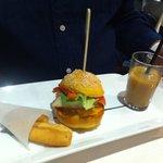 Burger de Bouillabaisse