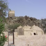 Al Badiya Moschee, die älteste in den VAE