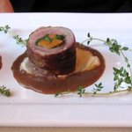 Duck Breast Roulade