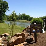 River Islands Golf Club - the first island