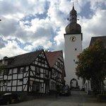 Oude toren van Arnsberg.
