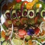 Loveliest salad I have ever tasted!
