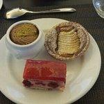 les delicieux dessert