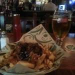 A great dinner at Irish Pub