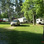 Front of Campsite