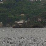 Hotel Da Maria from the sea