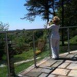 Views across Exmoor