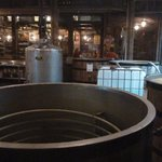 You get to see the distilling process and it smells delicious!